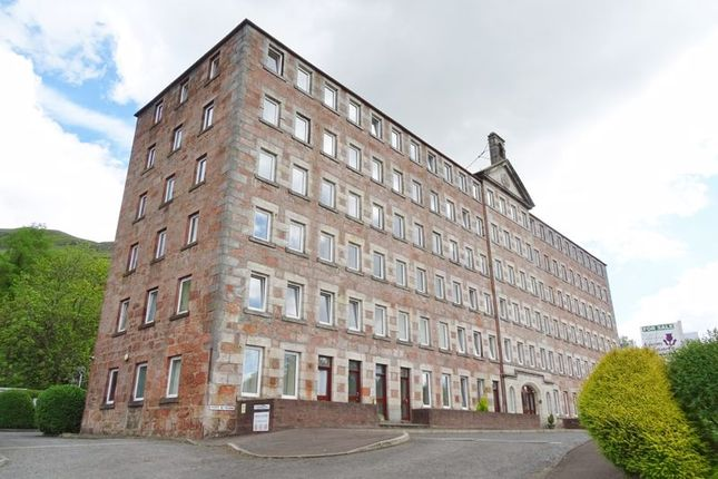Thumbnail Flat for sale in Strude Mill, Alva