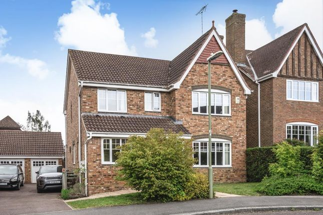 4 bed detached house for sale in Fleet, Hampshire GU51
