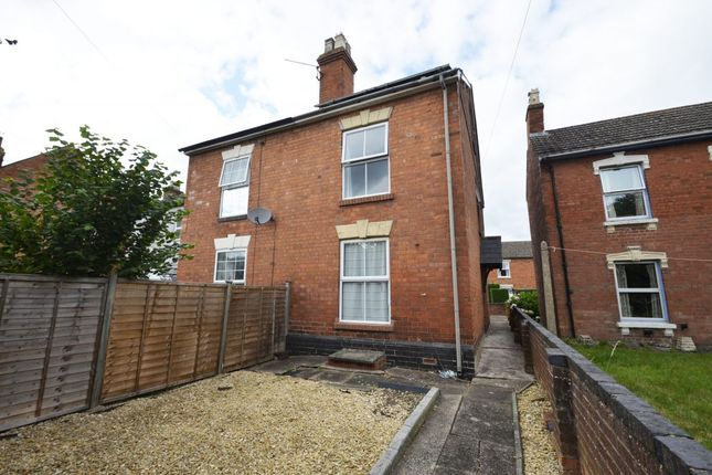4 bed semi-detached house to rent in Happy Land North, St Johns, Worcester WR2