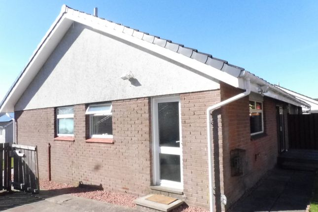 3 bed semi-detached bungalow for sale in Strathleven Drive, Alexandria