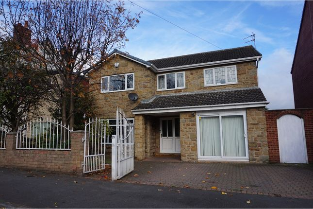 Thumbnail Detached house for sale in Lowfield Road, Bolton Upon Dearne