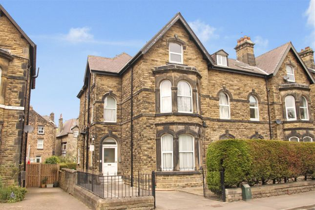 Thumbnail Flat for sale in East Parade, Harrogate