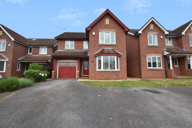 4 bed detached house for sale in Sandhill Rise, Pontefract WF8