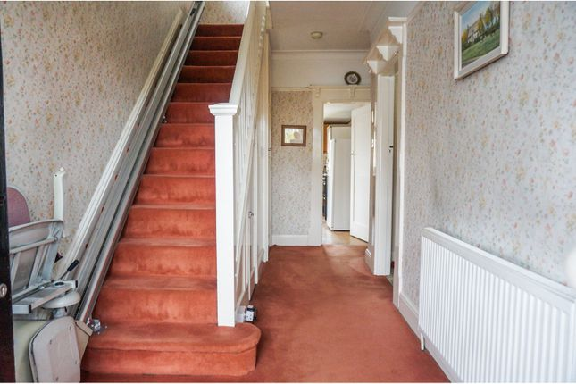 Entrance Hall of Winchester Road, Upper Shirley, Southampton SO16