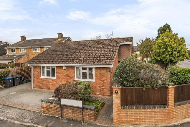 Thumbnail Detached bungalow for sale in Kingswood Close, New Malden