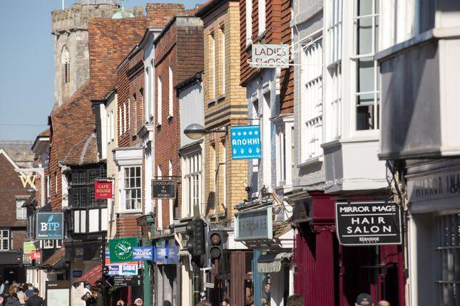 Local Area of Longhedge Village, Salisbury SP4