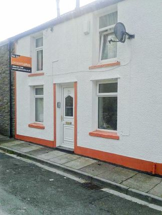 Thumbnail Terraced house to rent in Blaenllechau -, Ferndale