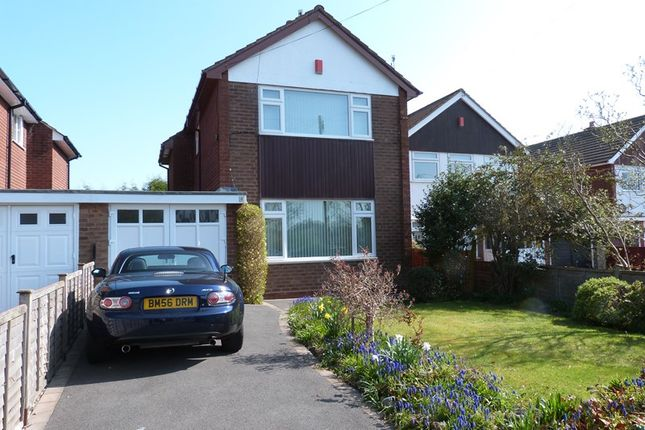 Thumbnail Detached house to rent in Station Road, Endon, Staffordshire