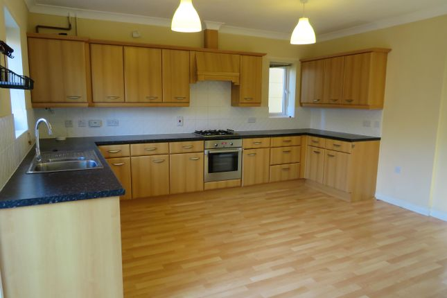 Thumbnail Town house to rent in Fitzroy Circus, Portishead, Bristol