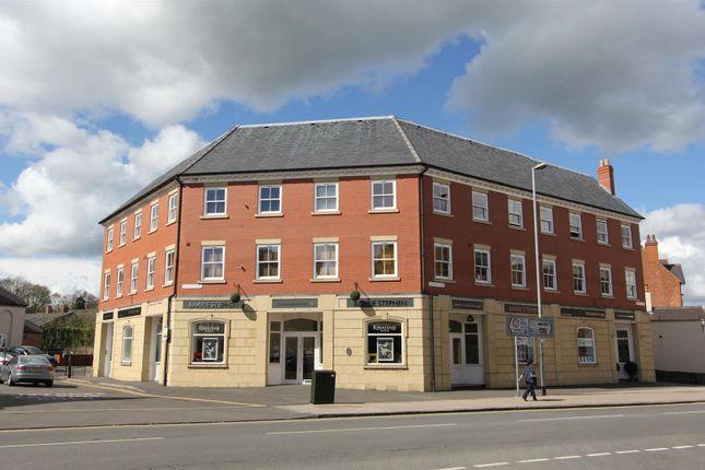 Thumbnail Flat for sale in Bath Street, Ashby-De-La-Zouch