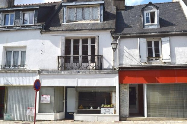 Thumbnail Terraced house for sale in 56160 Guémené-Sur-Scorff, Brittany, France