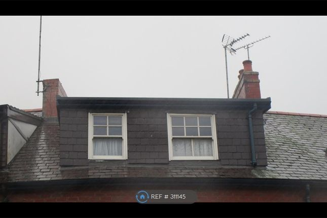 Thumbnail Flat to rent in Sea View Road, Colwyn Bay