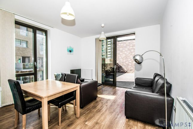 Thumbnail Flat to rent in 17 Nelson Walk, London