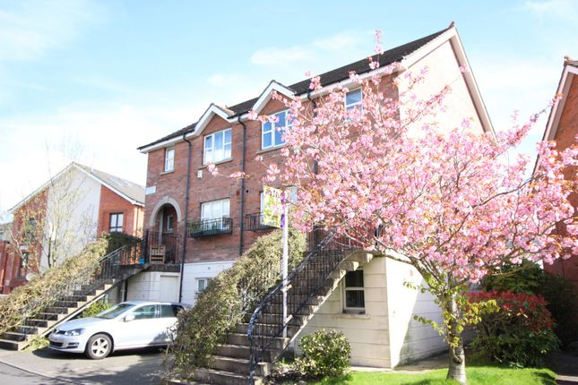 Thumbnail Town house for sale in Ardenlee Place, Belfast