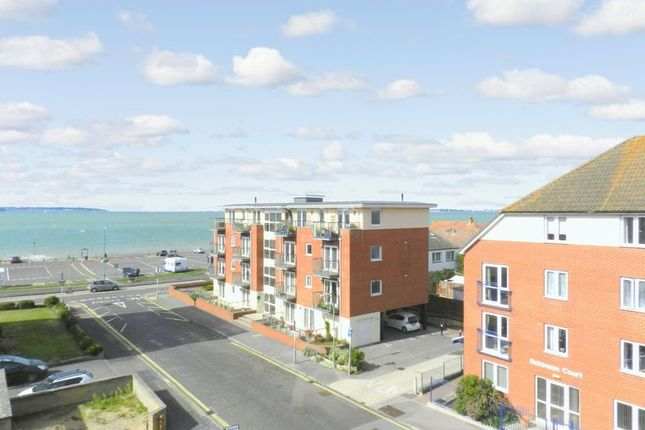 Thumbnail Flat for sale in Hometide House, Lee-On-The-Solent