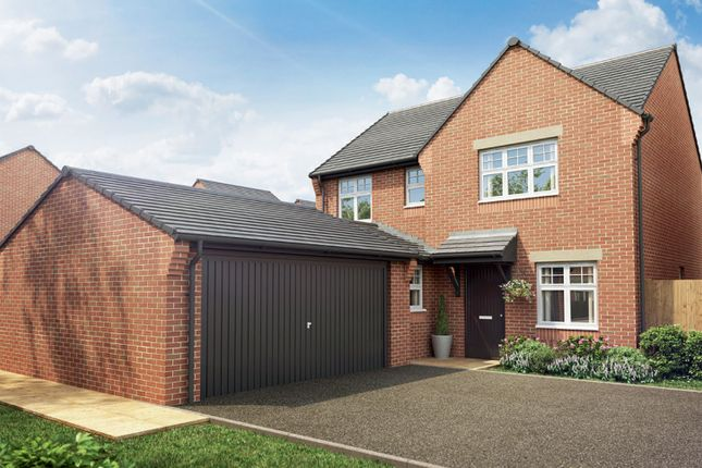 "Thumbnail Detached house for sale in ""The Trent"" at Malthouse Way, Penwortham, Preston"