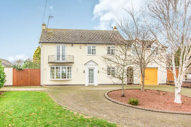 Thumbnail Detached house for sale in Main Street, Bruntingthorpe