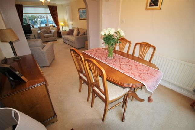 Dining Room of Willsford Avenue, Liverpool L31