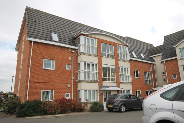 Thumbnail Flat for sale in The Green Mews, Bestwood, Nottingham