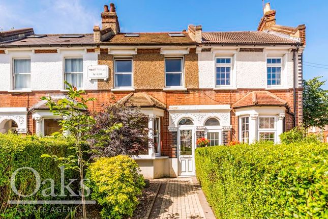 Thumbnail Terraced house for sale in Mount Pleasant View, Dalmally Road, Addiscombe