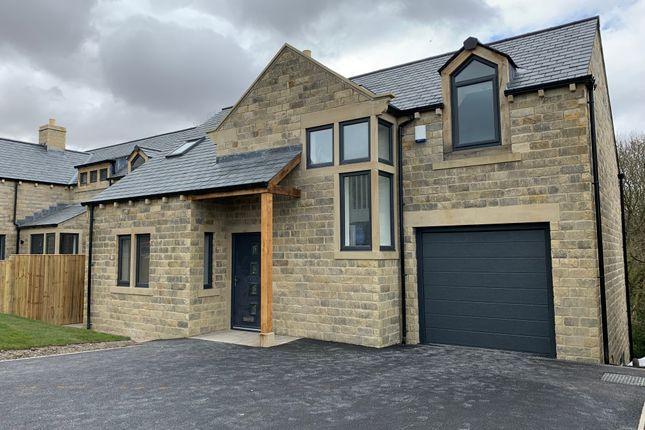 Thumbnail Detached house for sale in Dobb Lane, Holmbridge, Holmfirth