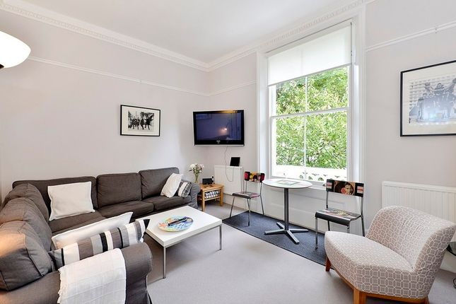 Thumbnail Flat to rent in Bassett Road, Notting Hill