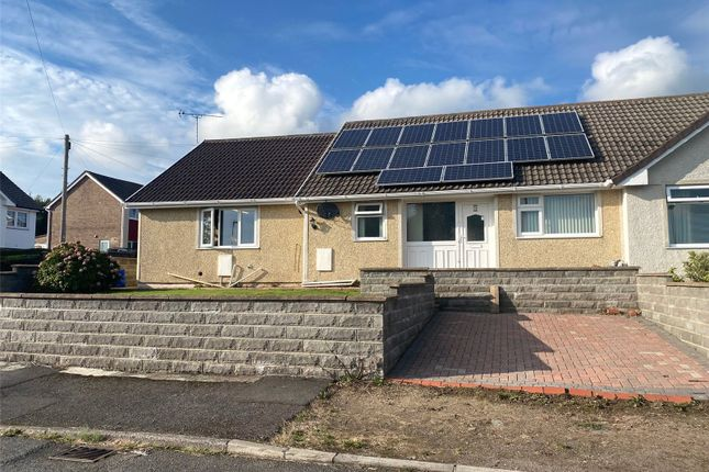 2 bed bungalow for sale in Bunkers Hill, Milford Haven, Pembrokeshire SA73
