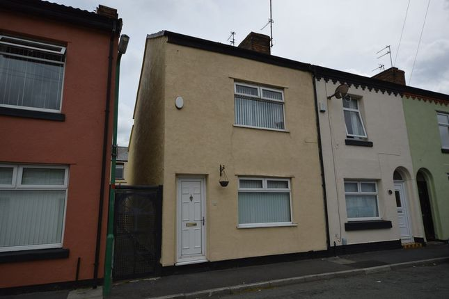 Thumbnail End terrace house to rent in Murat Street, Waterloo, Liverpool