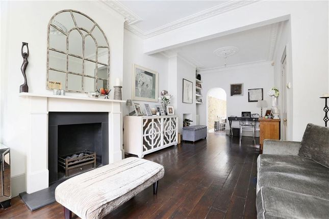4 bed terraced house for sale in Fabian Road, London