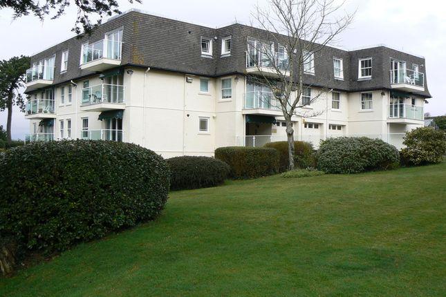 Thumbnail Flat to rent in Hyfield Gardens, Grafton Road, Torquay