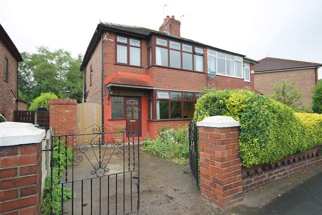 Thumbnail Semi-detached house for sale in Brownhill Drive, Padgate, Warrington