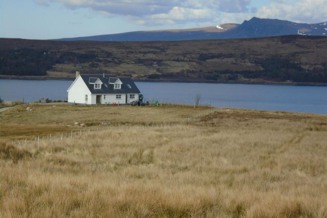 Thumbnail Detached house for sale in Dundonnell, Garve