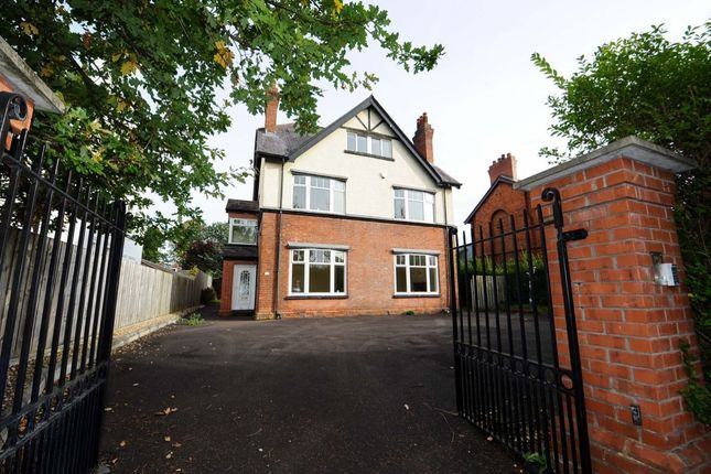 Thumbnail Detached house for sale in Deramore Drive, Malone Road, Belfast