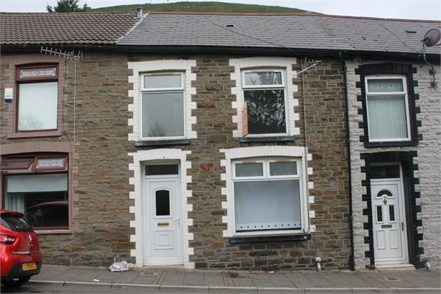 Thumbnail Terraced house to rent in Miskin Road, Trealaw, Tonypandy