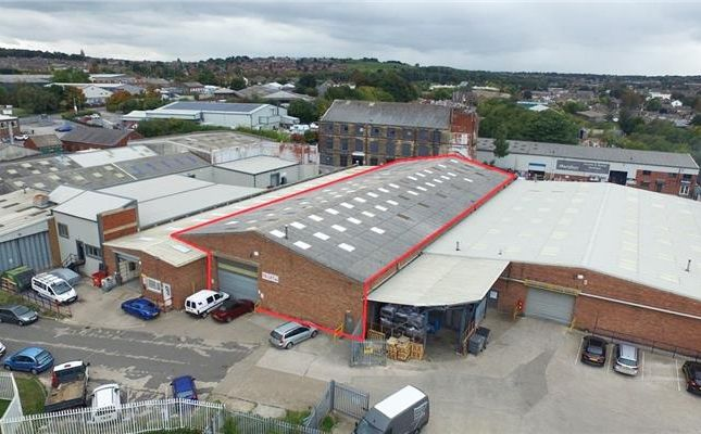 Light industrial to let in Unit 12, Prospect Park, Grangefield Industrial Estate, Pudsey