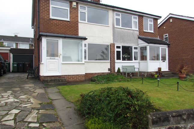 Thumbnail Semi-detached house to rent in Calder Close, Wetherby