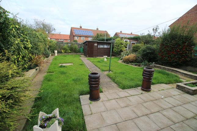 Rear Garden of Annandale Road, Hull, East Yorkshire HU9