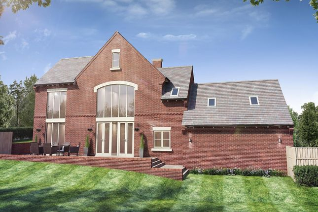Thumbnail Detached house for sale in Worthington Lane, Newbold Coleorton