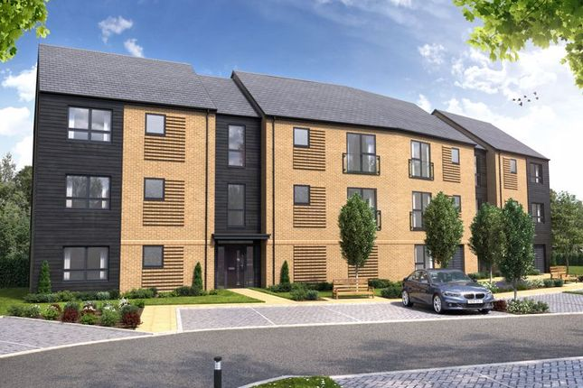 1 bed flat for sale in Charlton Court, Reading Road, Wantage OX12