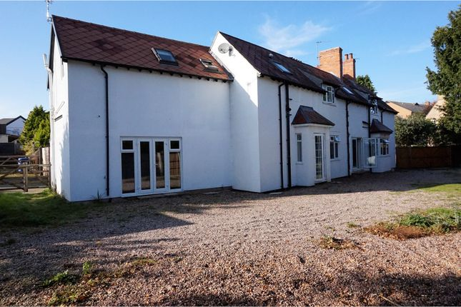Thumbnail End terrace house to rent in Bishops Hull Road, Taunton