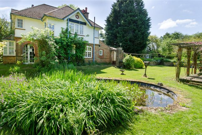 Thumbnail Detached house for sale in Wotton Underwood, Aylesbury