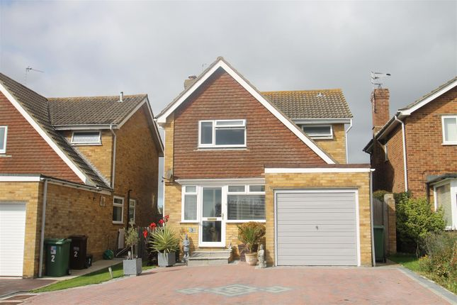Thumbnail Detached house for sale in Compton Close, Bexhill-On-Sea