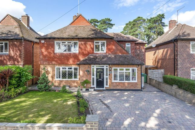 Thumbnail Detached house for sale in Lincoln Drive, Woking