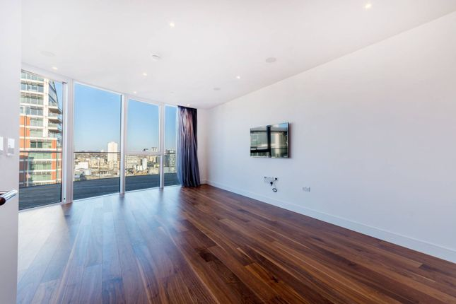 3 bed flat for sale in Pinnacle House, Battersea Reach, Battersea