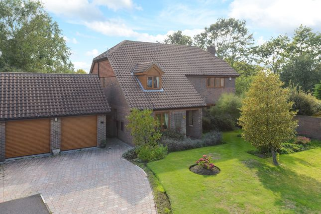 Thumbnail Detached house for sale in Lacton Oast, Willesborough, Ashford