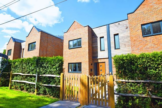 Thumbnail Semi-detached house for sale in The Forge, Rose Hill, Isfield