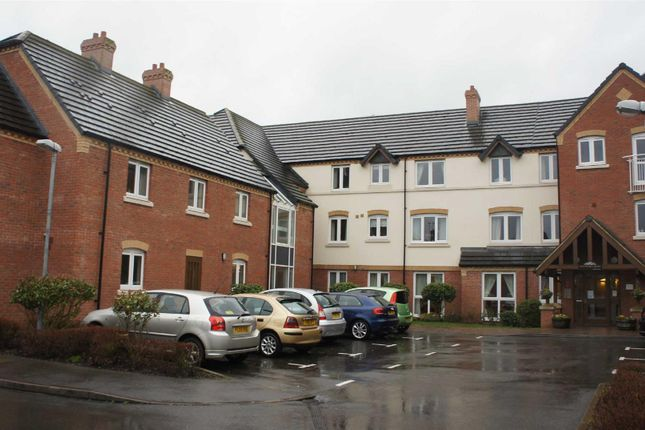 Thumbnail Flat for sale in Bradgate Road, Anstey, Leicester
