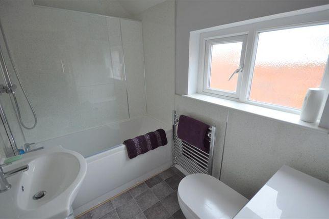 Bathroom of Alma Square, Hunmanby, Filey YO14