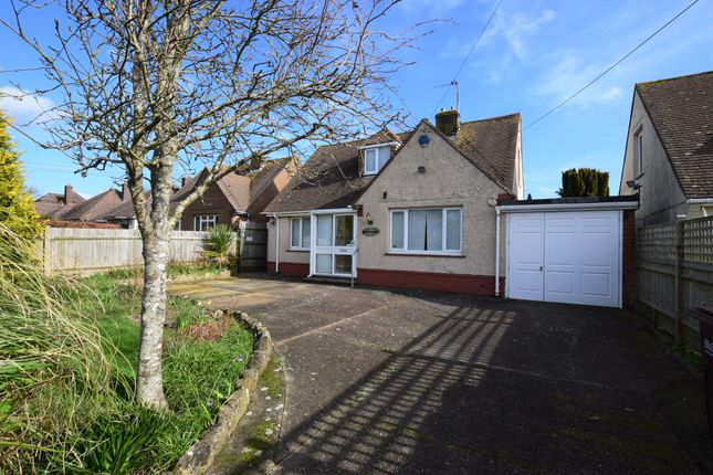 Thumbnail Detached bungalow for sale in Gallows Lane, Westham