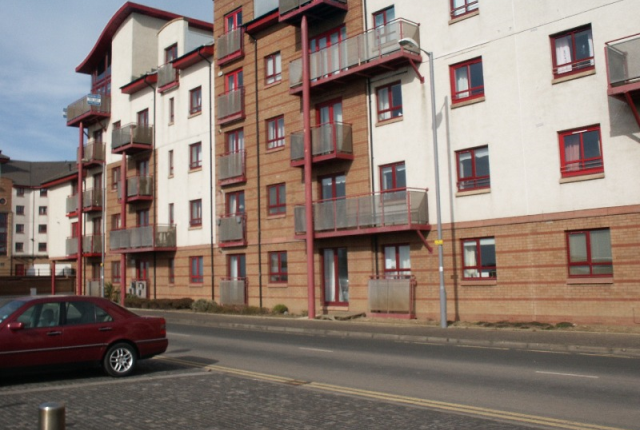 Thumbnail Flat to rent in South Beach Road, Ayr, South Ayrshire, 1Jp